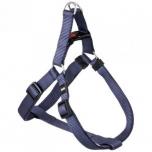 Koera traksid Step & Go Ziggi granite blue 60-90cm 25mm
