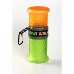 Kiwi Walker pudel 2in1 oranž-roheline