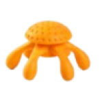 Kiwi Walker Let's Play! Octopus S oranž