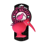 Kiwi Walker Whistle Figure roosa S