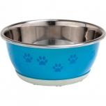 Sööginõu mittelibisev koerale PAW sinine 13CM 500ML
