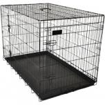 Koera puur Wire Cage Ebo black XL 70x109x77cm