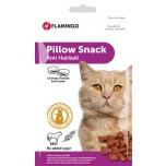 Kassi maius Pillow Snack karvapallide vastu