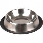 Sööginõu kummiservaga kassile metallist 11CM 190ML