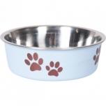 Sööginõu koerale BELLA KENA helesinine 17cm 800ml