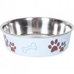Sööginõu koerale BELLA KENA helesinine 23cm 2200ml