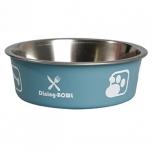 Sööginõu koerale BELLA KENA sinine 12cm 300ml
