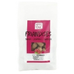 HIPPOTONIC Treats for horses, raspberry flavour - Color : none, Size : 1 kg bag, flavour : Raspberry