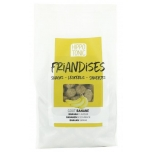 HIPPOTONIC Treats for horses, banana flavour - Color : none, Size : 1 kg bag, flavour : Banana