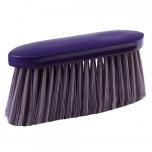 Nylon dandy brush - Color : assorted colours, Size : 22 x 6 cm