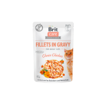 BC CAT FILLETS IN GRAVY CHOICE CHICKEN 85G