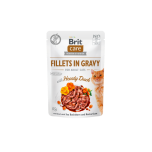 BC CAT FILLETS IN GRAVY HEARTY DUCK 85G
