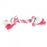 DT COTTON JIM PLAYING ROPE 2 KNOTS MULTI S 22CM