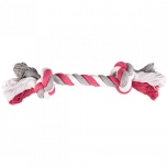 DT COTTON JIM PLAYING ROPE 2 KNOTS MULTI M 30CM
