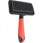 MASSAGE BRUSH WITH HANDLE LARGE