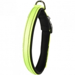 ROVER COLLAR ULTAR YELLOW 65/70CM 25MM
