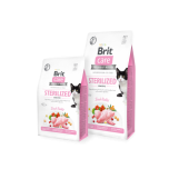 Brit Care Cat Grain Free Sterilized Sensitive 0,4 kg