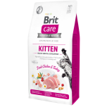 BC Cat GF Kitten Healthy Growth Kassipoja kuivtoit 7kg