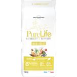 PureLife Maxi Adult Pardiliha ja Valge Kalaga 12+1kg