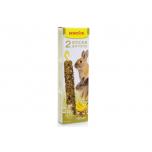 Näriliste maiusepulgad pähklite ja banaaniga 2x75g