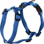H-HARNESS ZIGGI BLUE 25-40CM10MM