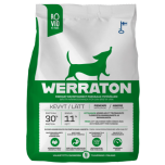 Werraton kuivtoit vähe aktiivsele koerale 12 kg