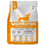 Werraton teraviljavaba kuivtoit täiskasvanud koerale 12 kg