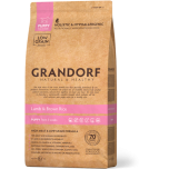 Grandorf Lammas ja Pruun Riis Kutsikatele 3kg