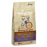PPS täistoit tundlikele täiskasvanud koertele lambalihaga 3kg
