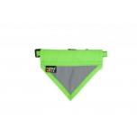 Rukka kaelarihm/rätik Flip Scarf M neoonroheline 20-33cm