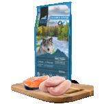 Wolf's Mountain Alaska River Lõhe ja Kanaliha 12.5kg