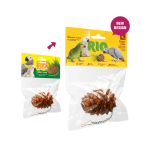"RIO treat-toy ""Cedar cone"" for birds"