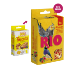 RIO Biscuits with wild berries for all types of birds