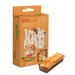 Little One Biscuits with carrot for small animals