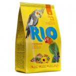 Rio toit keskmistele ja väikestele papagoidele päevaratsioon 1kg