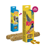 RIO Sticks for budgies and exotic birds with honey
