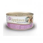 Applaws kassi konserv makrell/sardiin 70g N1