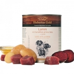 Hubertus Gold® Lambaliha kartuli ja peediga + linaseemneõli 800g