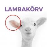 Koerarõõm lambakõrvad 50g