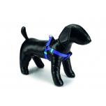 Beeztees koera traksid nailon seljakinnitus sinine 35-60cmx15mm